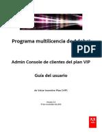 Vip Admin Console User Guide Es (1)