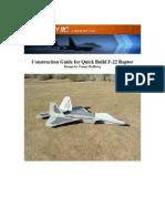 Quick Build F-22 V2