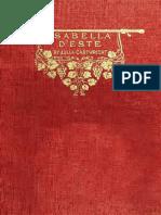 Julia Cartwright Isabella d'Este