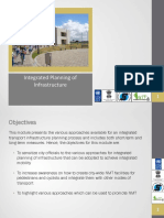 Presentation Integrated Infrastructure Planning