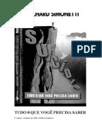 Suicidio Tudo o Que Voce Precisa Saber - Richard Simonetti