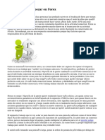 8 razones para empezar en Forex