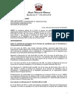Res. 196-2016-Jne - Declara Infundada Apelación de App y Confirma Resolución Que Declaró Exclusión de César Acuña