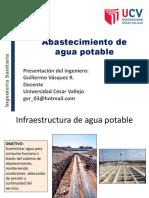 Clase 2.- Abastecimiento de Agua Potable