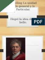 Schelling Hegel