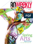 Metro Weekly - 03-10-16 - Spring Arts Preview