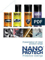 Brochure Nanoprotech for Retail
