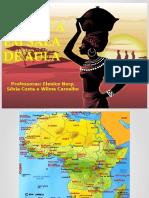 A África Em Sala de Aula