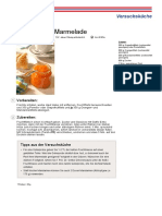 Bunte Zitrus Marmelade