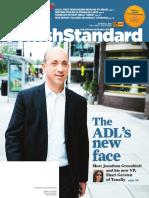Jewish Standard, March 11, 2016