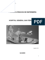 ENEIN - SSE - Proceso Atención de Enfermería