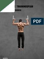 Training plan Madbarz Advanced Strength