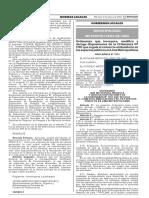 Ordenanza 1933-2016-Mml Ordenanza Que Modifica La Ord 1787-Mml Que Regula El Comercio Albulatorio en Lima Metropolitana