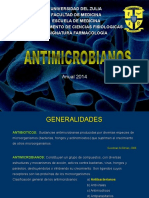 La Terapia Antibacteriana