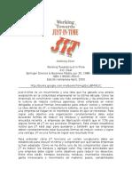 Resumen Libro JIT