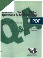 UT Questions