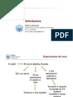 Deorsola_lezione 1 - Introduzione chimica
