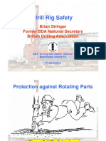 Drill Rig Safety- Bs 16228 - 9-04-14