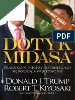 Dotyk Midasa budowanie bogactwa
