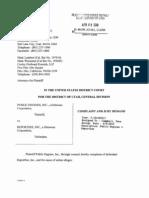 Complaint- Public Engines vs. ReportSee Inc