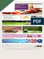 Ocado ENewsletter-Free From