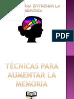 Tecnicas Mnemotecnicas