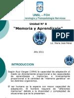 memoriayaprendizaje2011-110610184302-phpapp01