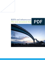 REITs and Infrastructure Projects