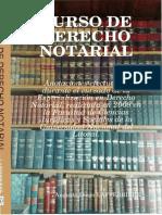 Curso de Derecho Notarial - Augusto Lafferriere