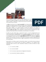 Corrosividad de Aceites en Transformadores de Potencia