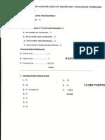 Resultados Convocatoria Auxiliar Coactivo Municipalidad Distrital de Casa Grande Desierto