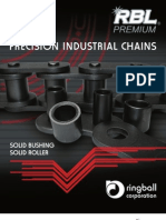 RBL PREMIUM PRECISION INDUSTRIAL CHAINS PIC2010