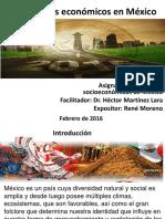 Los Sectores Económicos en México-René Moreno