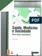 Saude, Medicina e Sociedade Cap. 1 a 3