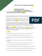 Decreto Nº 6238