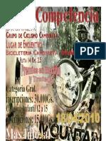 Afiche Competencia