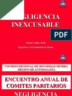 10º Negligencia Inexcusable