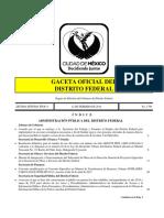 Gaceta Oficial 30 Sep 2015