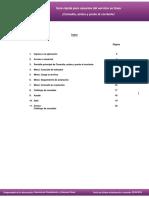 Guía Rápida Consulta Aclara y Ponte Al Corriente