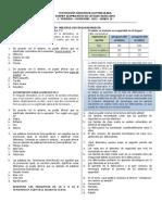 11° EXAMEN ACUMULATIVO 4°  -PERIODO2012 ----41 PAQUETES