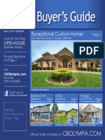 Coldwell Banker Olympia Real Estate Buyers Guide March 12, 2016