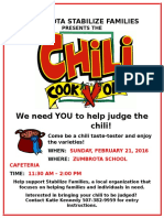 chili cook-off flyer 2016  1