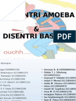 Disentri amoeba & basiler.ppt