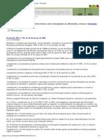 Anvisa - Resolução 68-2003