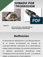Mecanizado Por Electroerosión (1)