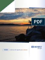 Benro Video Support Brochure Spanish