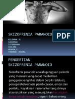 Ppt Paranoid(1) skizofrenia paranoid