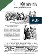Recortes Do Século XIX - Carnaval 2