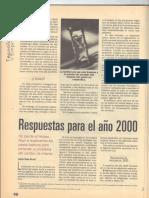 Respuestas para el año 2000