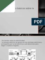 capacitacion servicios electricos